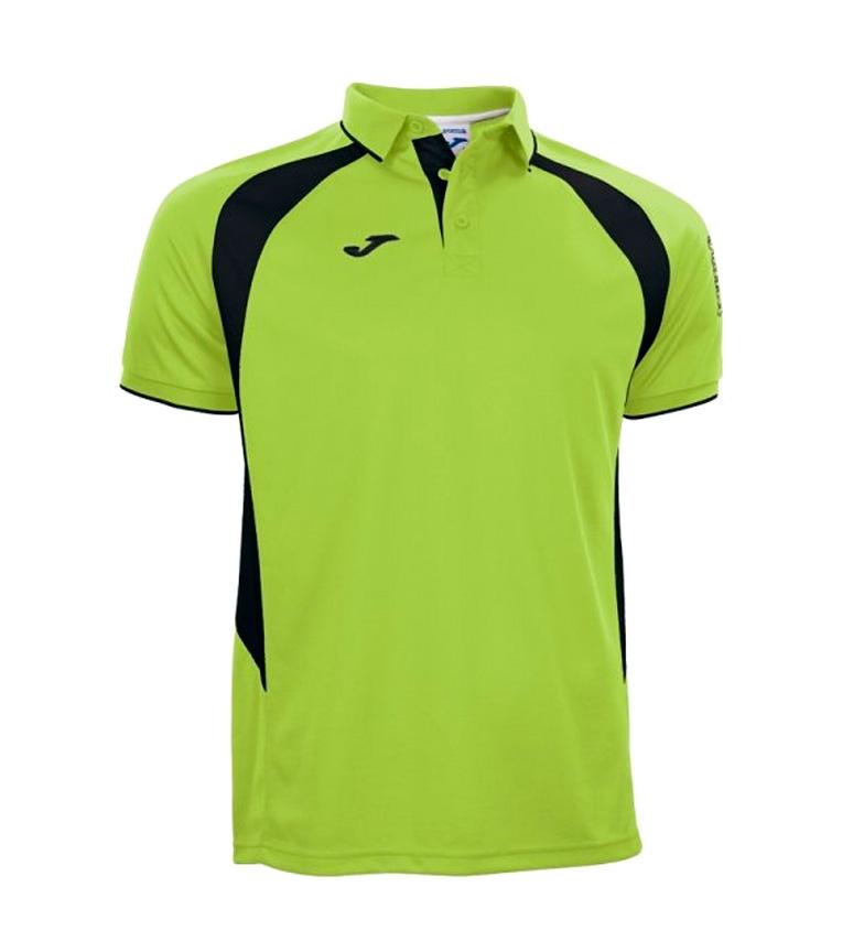 Comprar Joma  Polo Campione III verde, nero