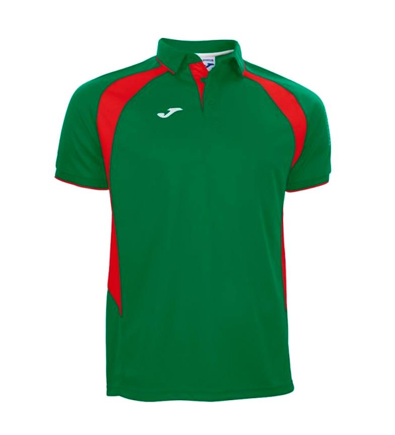Comprar Joma  Polo Campione III verde, rosso