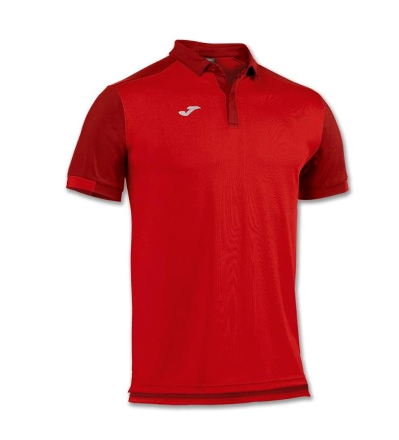 Joma Polo Comfort rojo