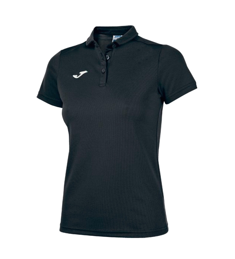 Joma c Hobby Negro Polo Mujer M FKJ1cl