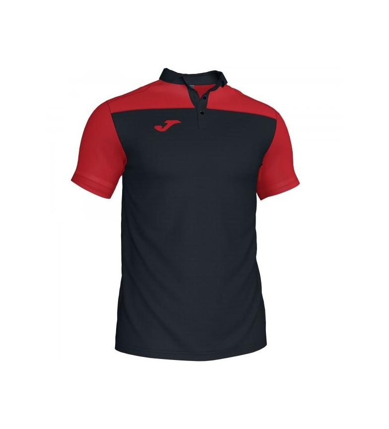 Comprar Joma  Polo Hobby II negro, rojo