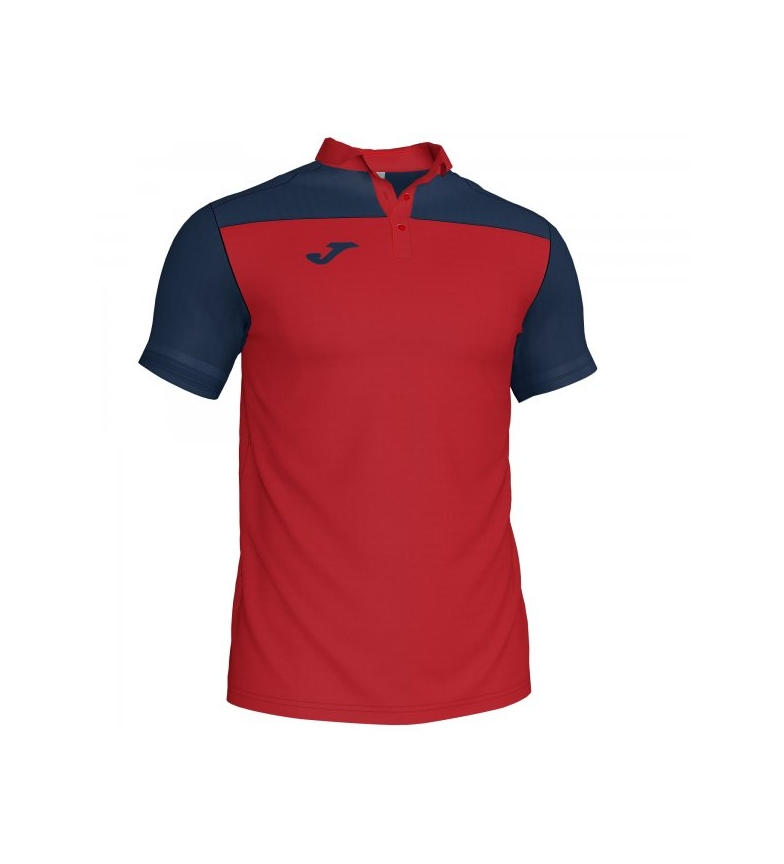 Comprar Joma  Polo Hobby II red, marine