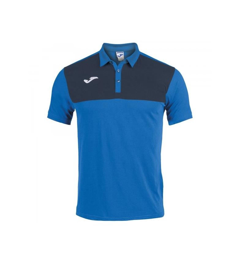 Comprar Joma  Polo Winner Coton bleu, marine