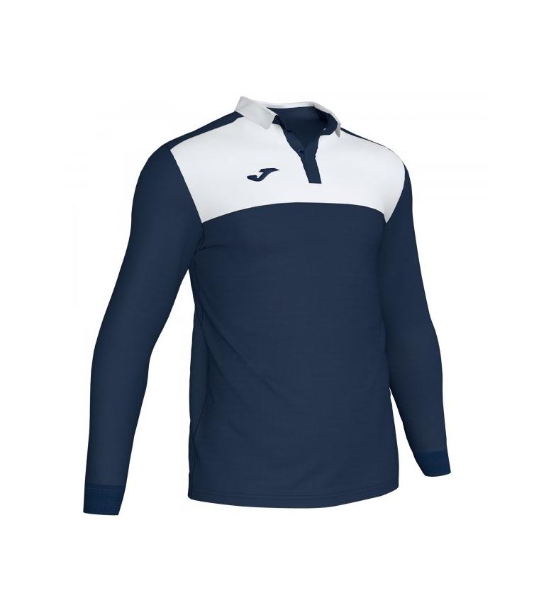 Comprar Joma  Polo Winner II blu scuro, bianco