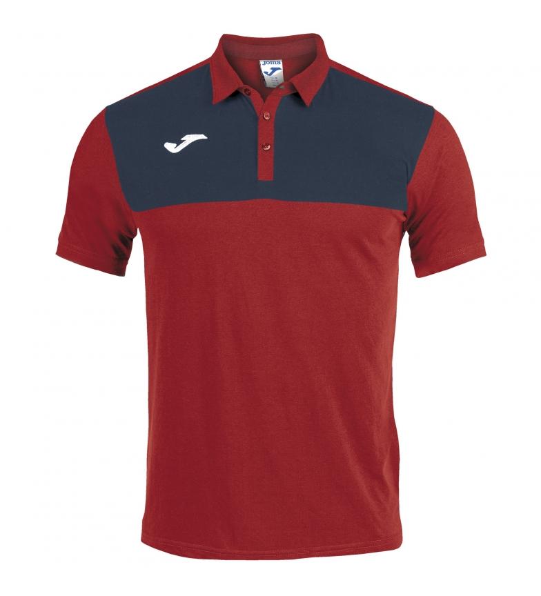 Comprar Joma  Polo Winner red, navy