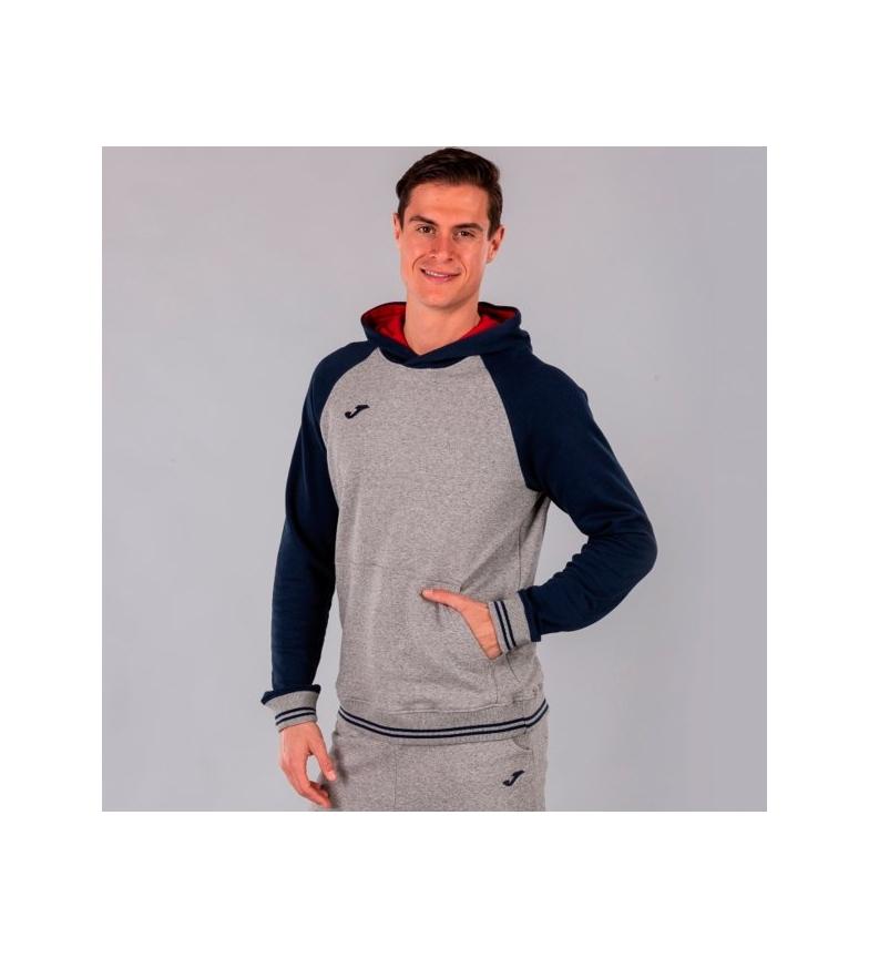Comprar Joma  Polux sweatshirt, grey, navy