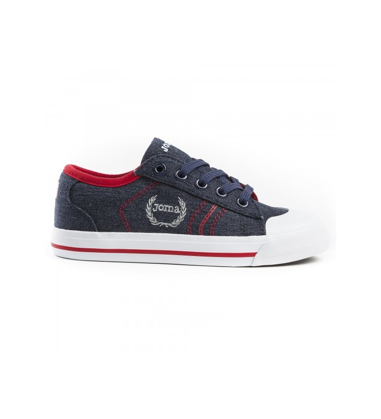 Comprar Joma  Chaussures Marine Revel, rouge