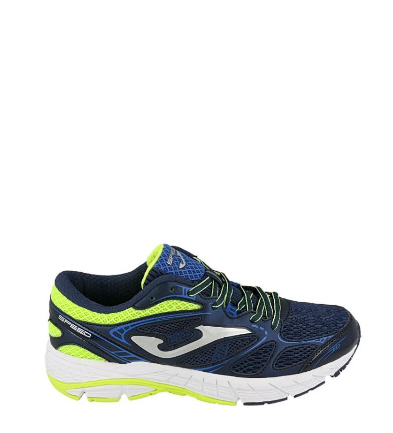Comprar Joma  Velocidade de Corrida Homens Marinhos Sapatos de Corrida / 302g