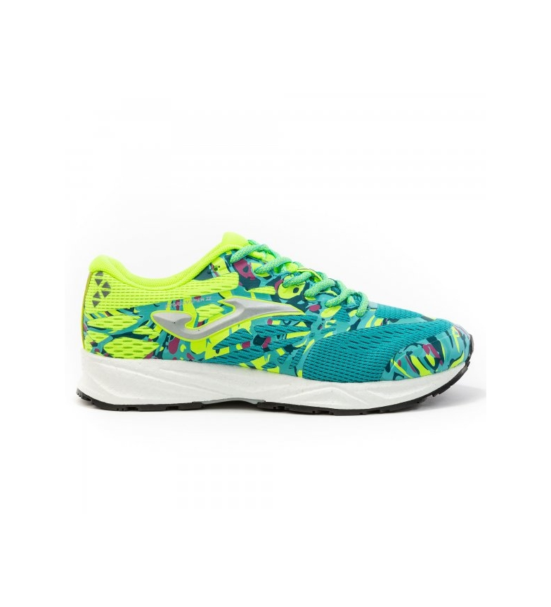 Comprar Joma  Chaussures de course R.storm viper lady 915 turquoise,fluor