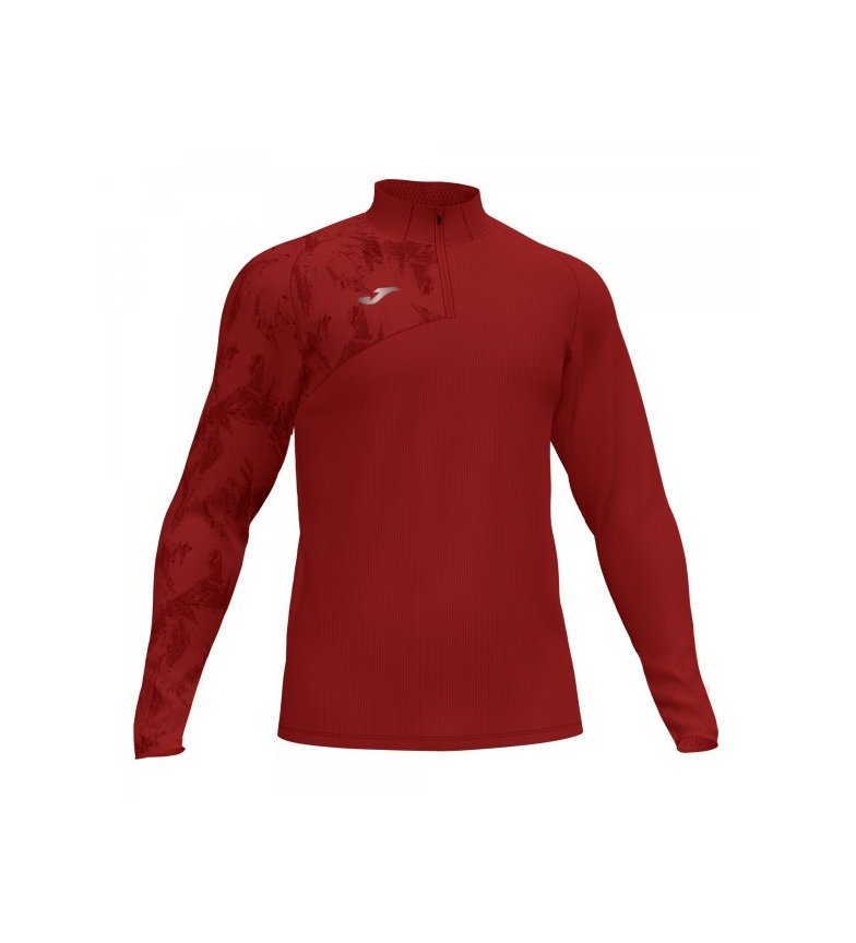 Comprar Joma  Sweatshirt 1/2 zip Raco red