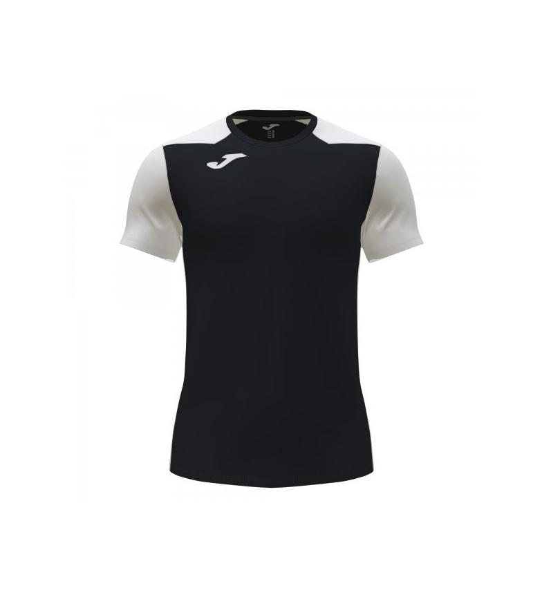Comprar Joma  Record II Short Sleeve T-Shirt black, white