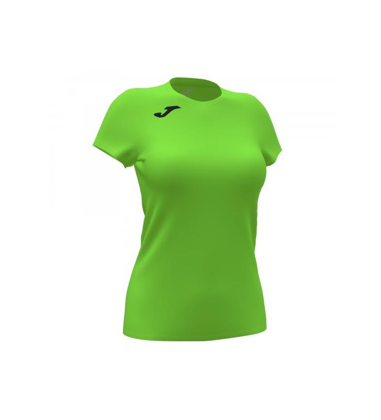 Comprar Joma  Camiseta Manga Corta Record II verde fluor