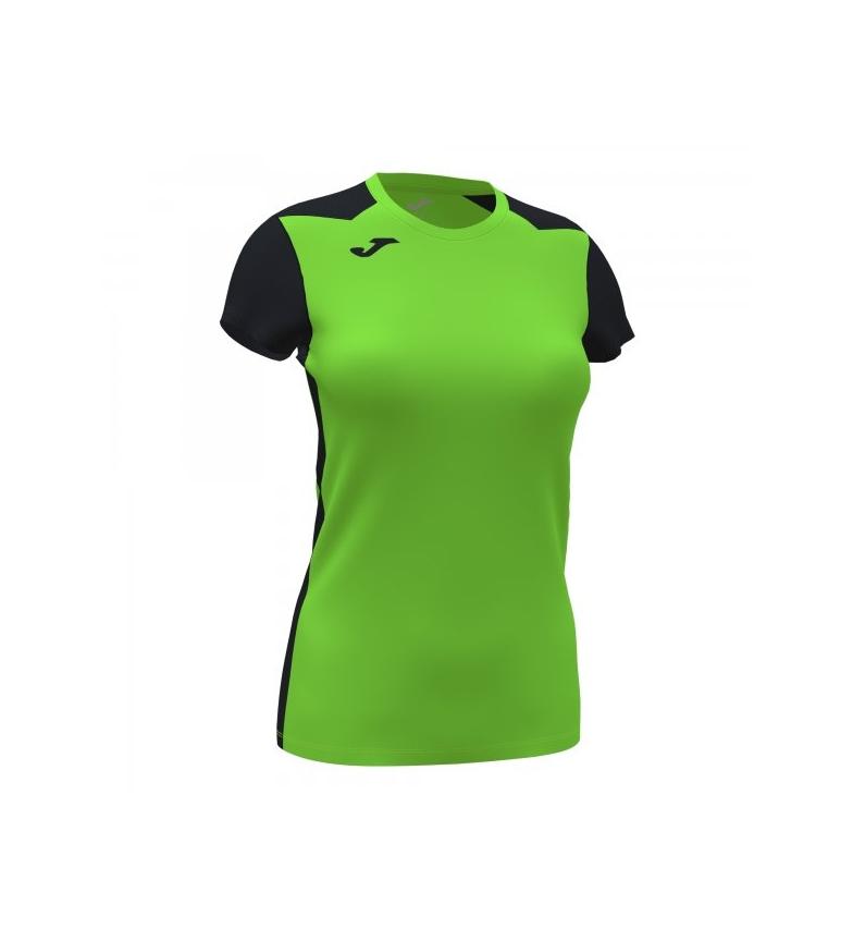 Comprar Joma  Camiseta Manga Corta Record II verde, negro