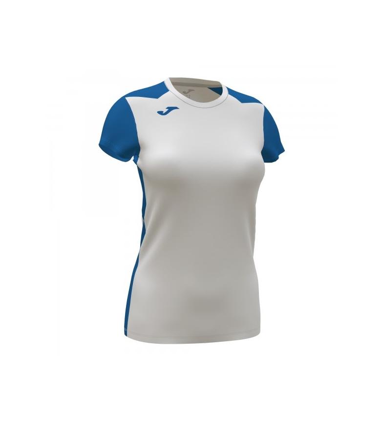 Comprar Joma  Camiseta Manga Corta Record II blanco, azul