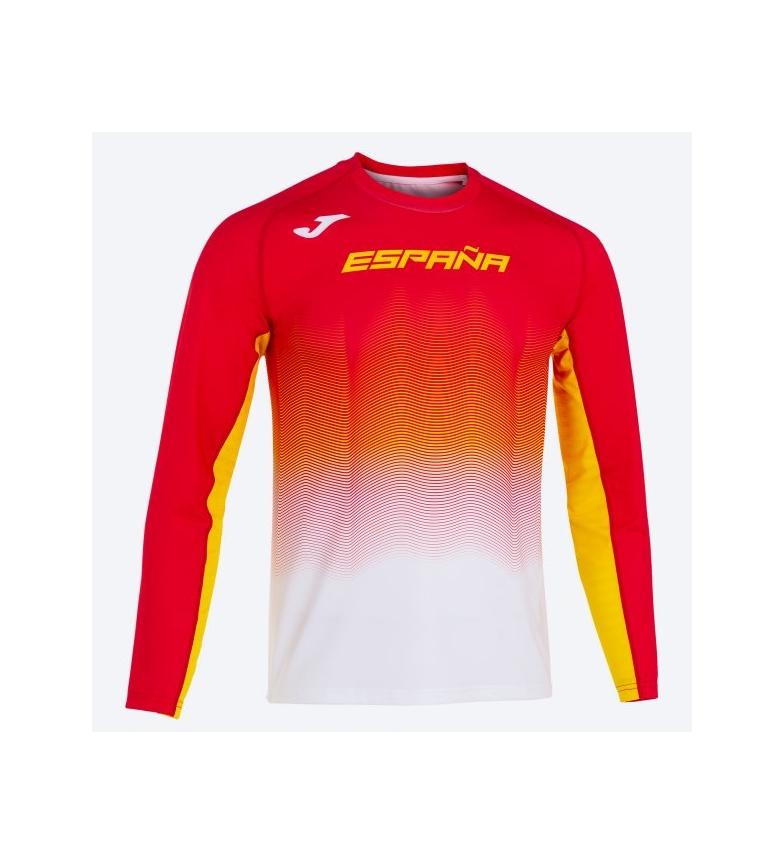 Comprar Joma  T-shirt Rfea vermelho m/l