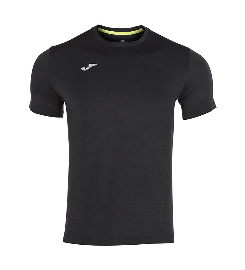 Comprar Joma  Short sleeve Running NIght T-shirt black