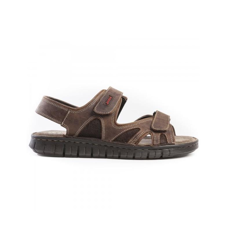 Comprar Joma  Sandalias de piel Faro Men 924 marrón