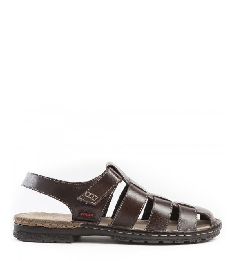 Comprar Joma  Sandalias de piel Palma 924 marrón