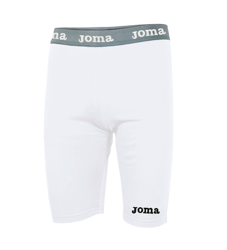 Joma SHORT WARM FLEECE BLANCO