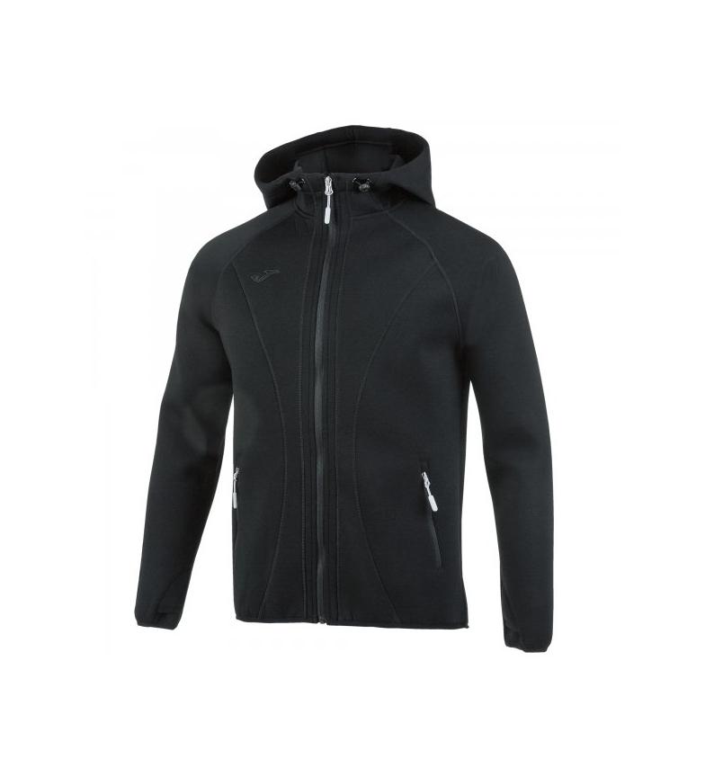 Comprar Joma  Softshell with hood Basel black