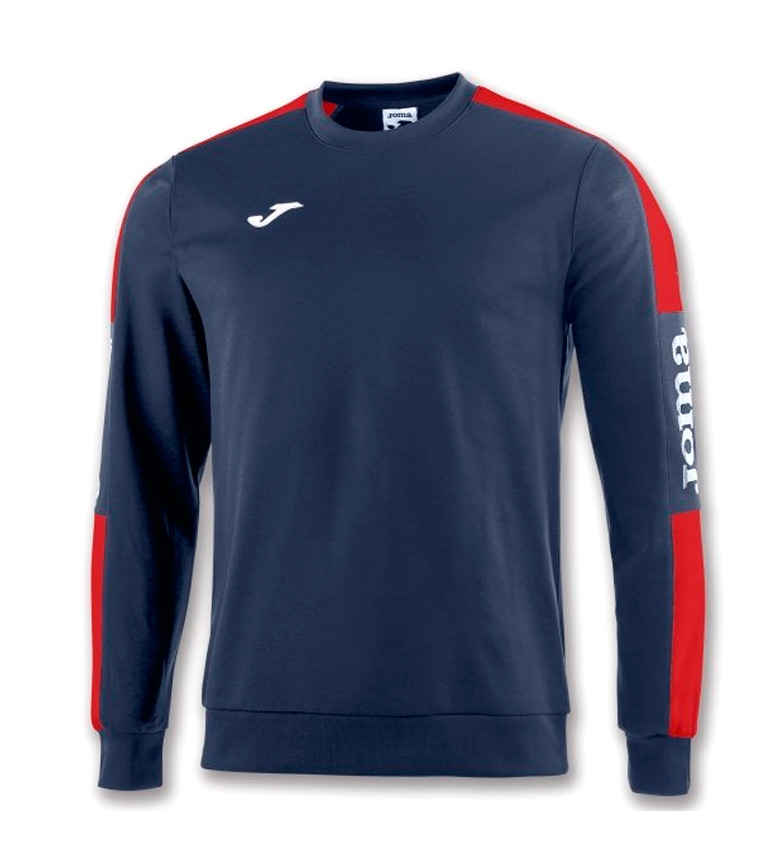 Comprar Joma  CHAMPION IV MARINO-RED SWEATSHIRT