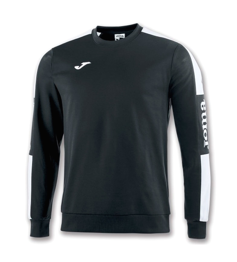 Comprar Joma  CHAMPION IV BLACK-WHITE SWEATSHIRT
