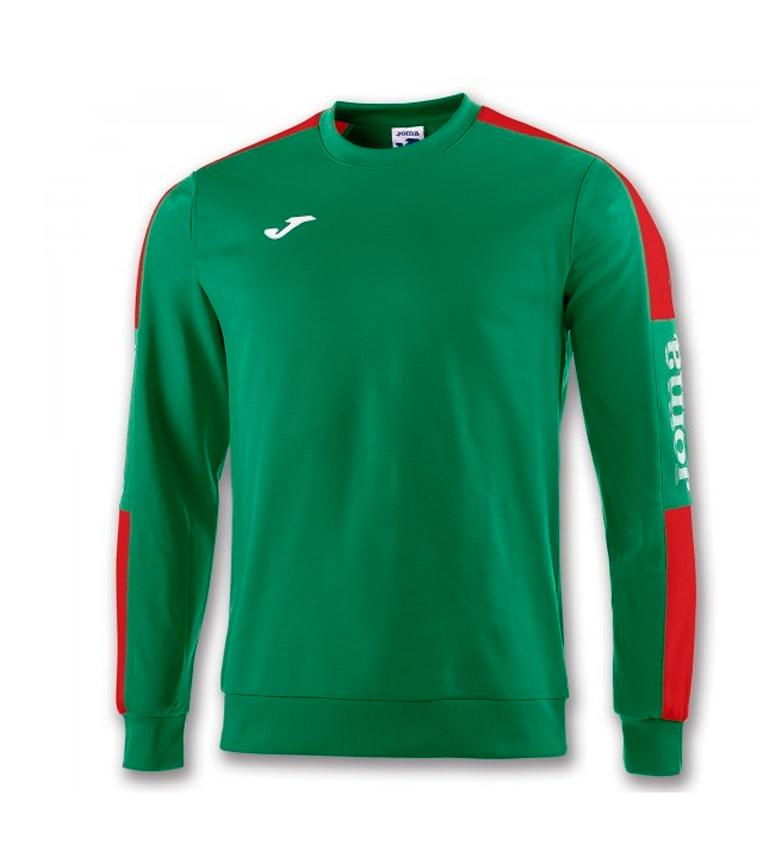 Joma Verde Sudadera rojo Iv Champion Qdrsth