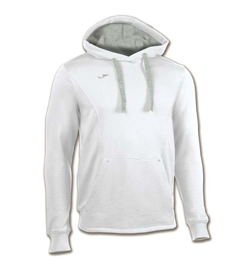 Comprar Joma  Confort blanc sweat à capuche