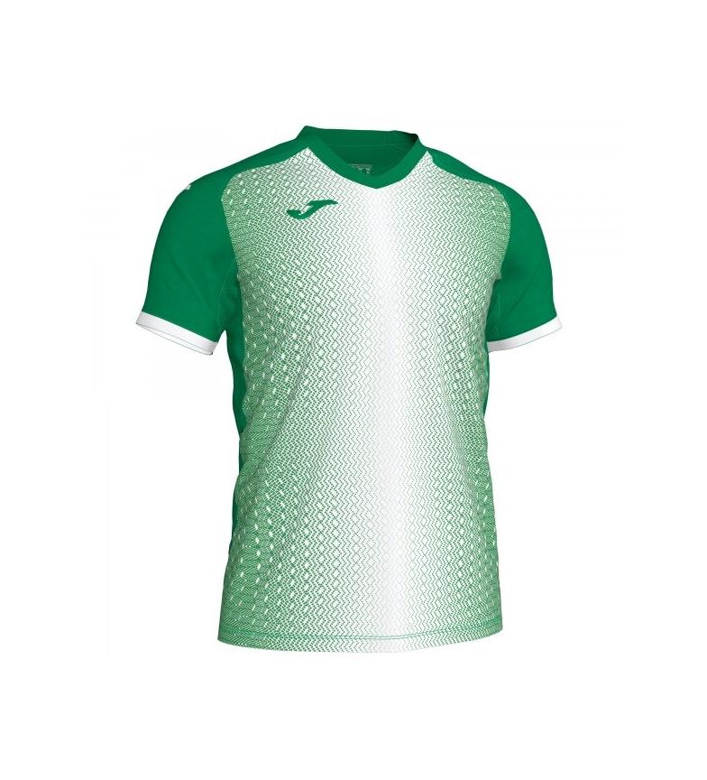 Joma  Camiseta Supernova verde, blanco