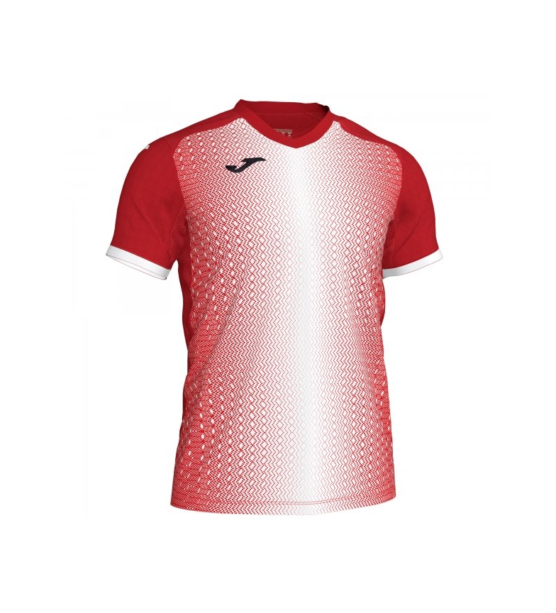 Comprar Joma  SUPERNOVA T-SHIRT RED-WHITE S/S