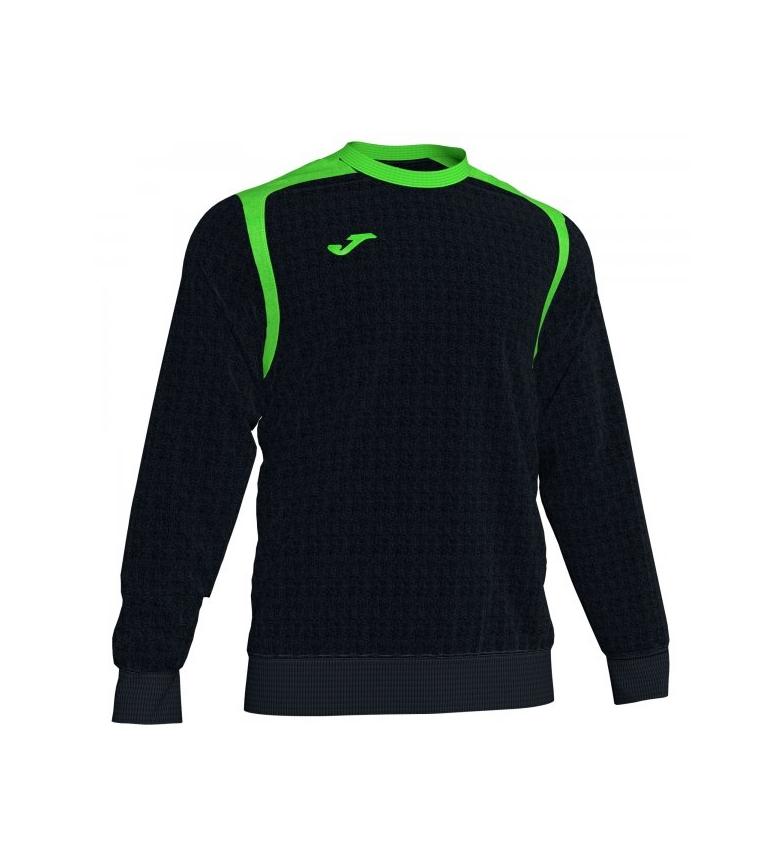 Comprar Joma  Champion V sweatshirt black, green