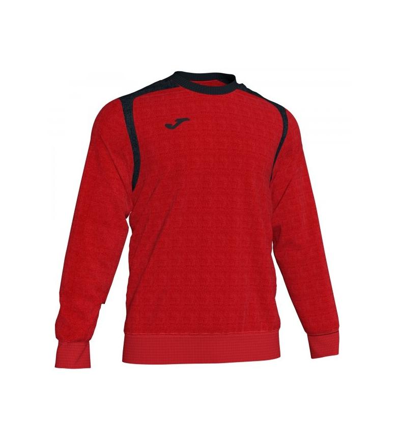 Comprar Joma  Champion V sweatshirt red, black