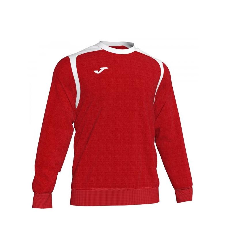 Comprar Joma  Champion V sweatshirt red, white