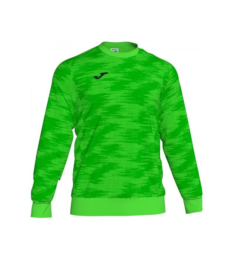 Comprar Joma  Combi Grafity green sweatshirt