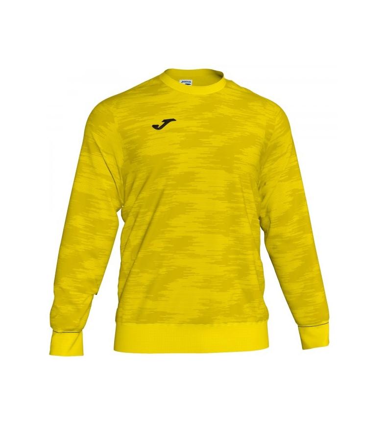 Comprar Joma  Combi Grafity Sweatshirt yellow