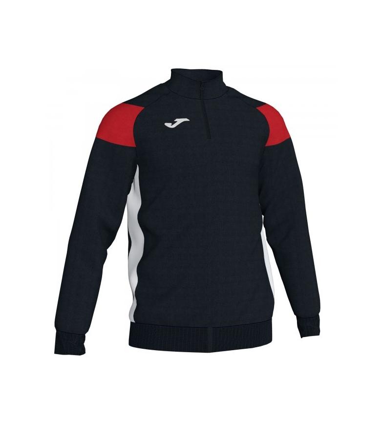 Comprar Joma  Crew III sweatshirt black, red