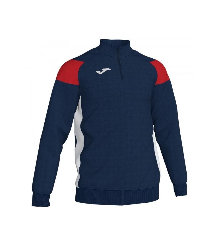 Comprar Joma  Crew III navy sweatshirt, red