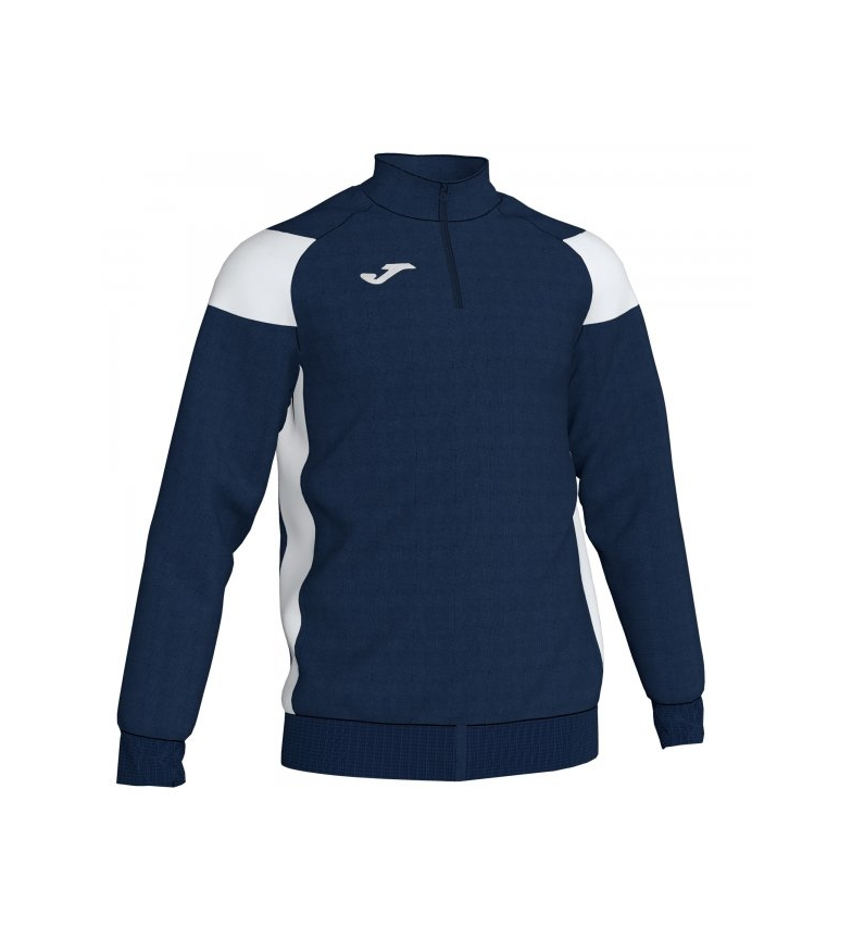 Comprar Joma  Crew III marine sweatshirt, white
