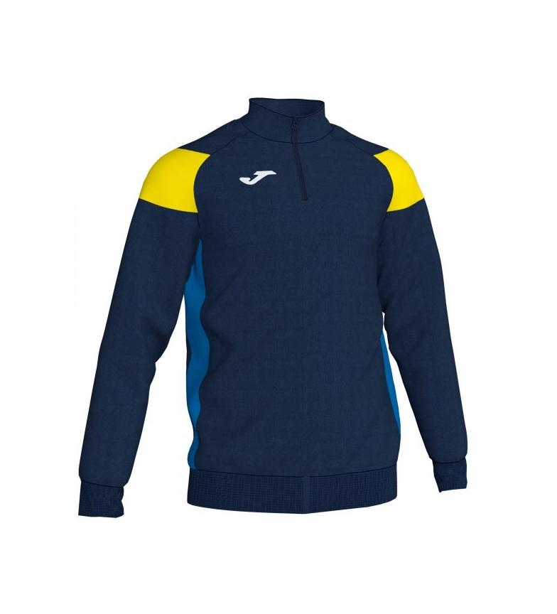 Comprar Joma  Crew III marine sweatshirt, yellow