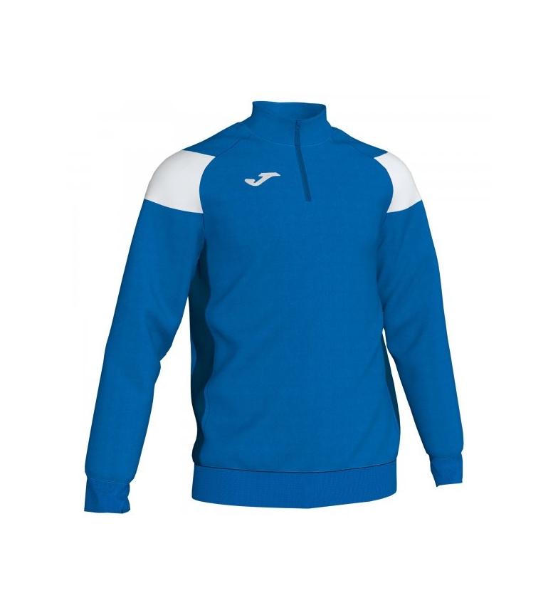 Comprar Joma  Crew III sweatshirt blue, white