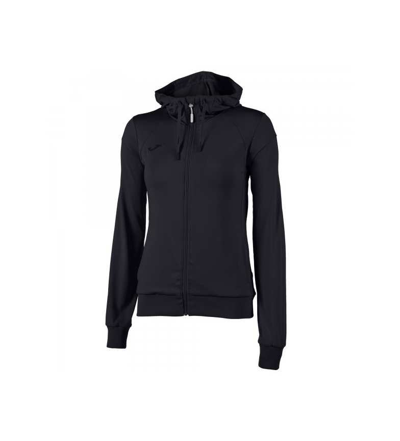 Woman Sweatshirt Black Sculpture Hoodie Joma wOZikTPXu