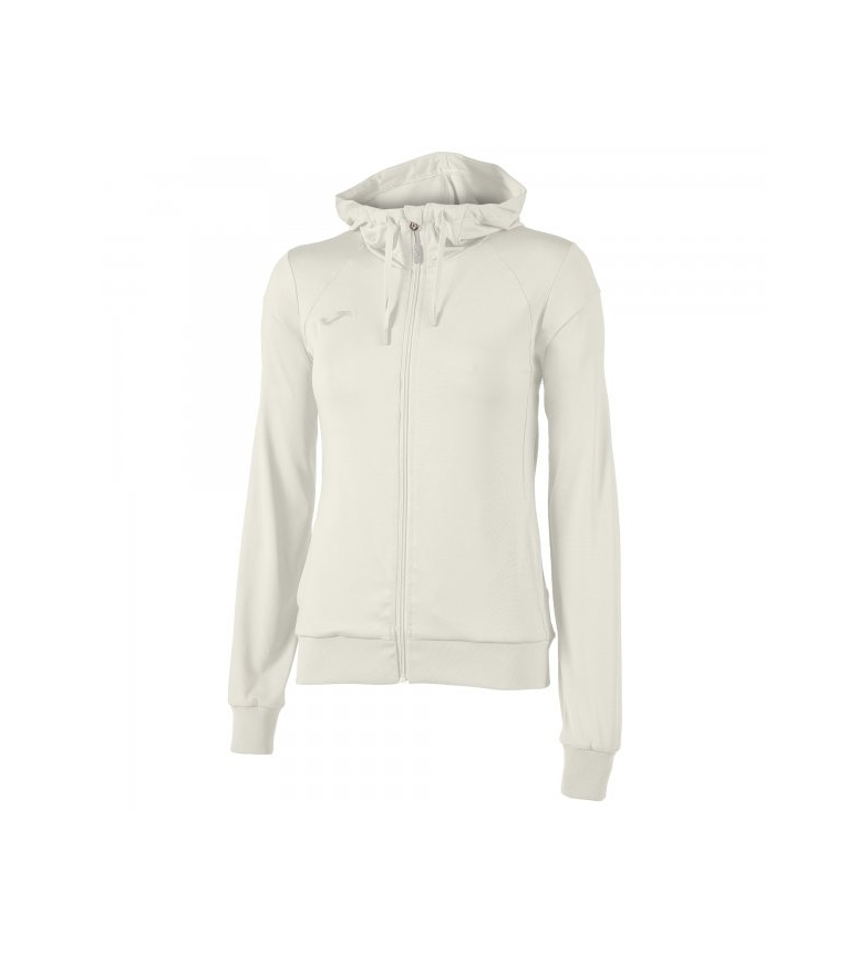 Comprar Joma  SWEATSHIRT HOODIE SCULPTURE WHITE WOMAN