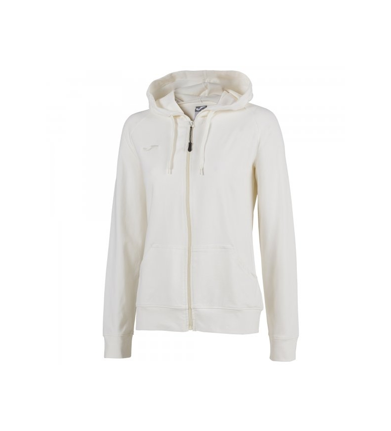 Joma Woman Corinto Sweatshirt White Zipper 0Owvnm8N