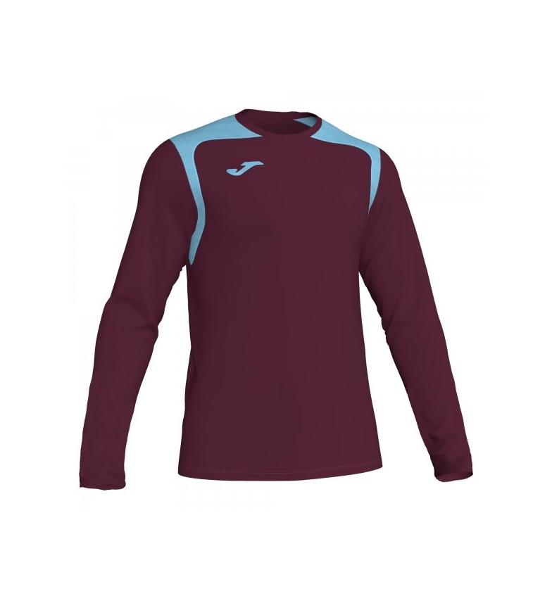 Comprar Joma  Champion V burgundy t-shirt, light blue