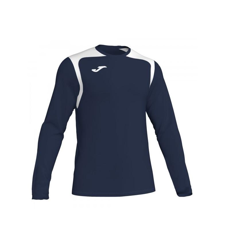 Comprar Joma  T-shirt Champion V marine, bianca