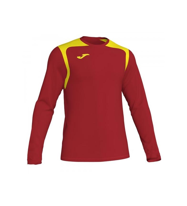 Comprar Joma  Campeão V T-shirt vermelha, amarela