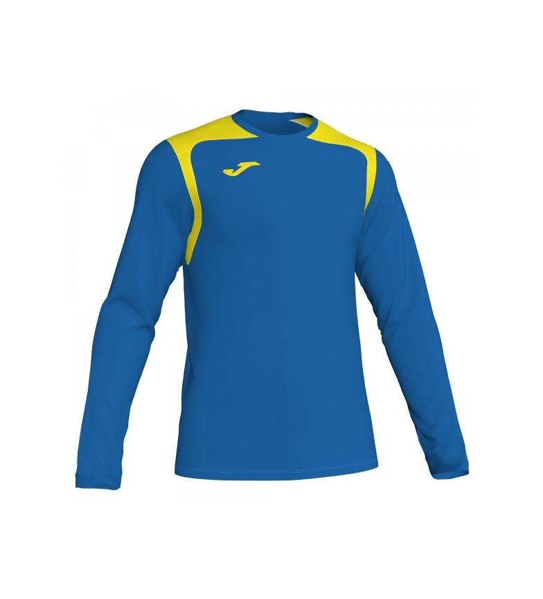 Comprar Joma  Campeão V T-shirt azul, amarelo