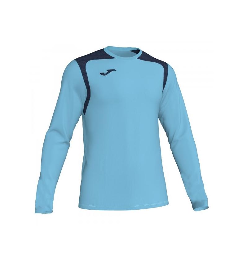 Comprar Joma  Campione V turchese, t-shirt marina