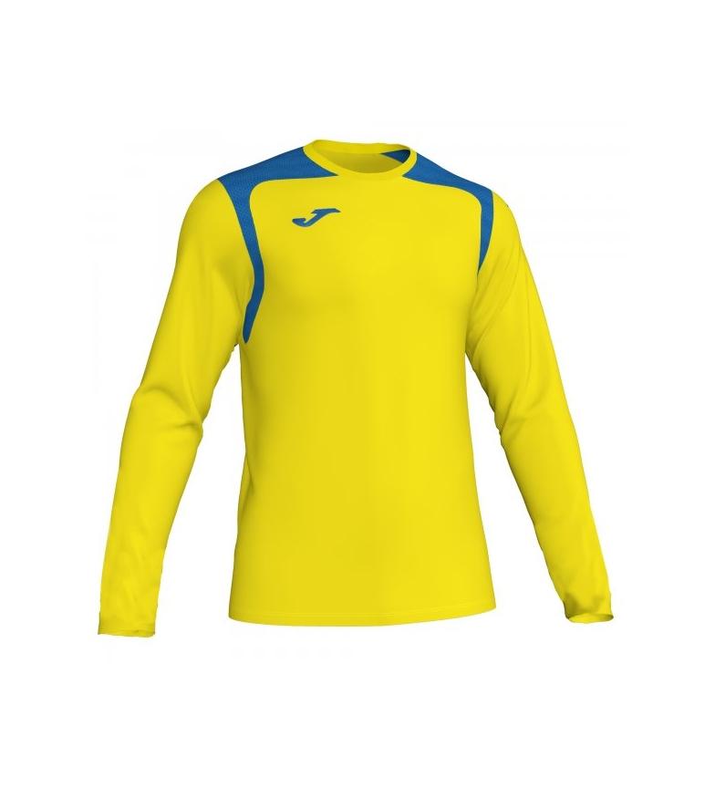 Comprar Joma  Campeão V T-shirt amarela, azul