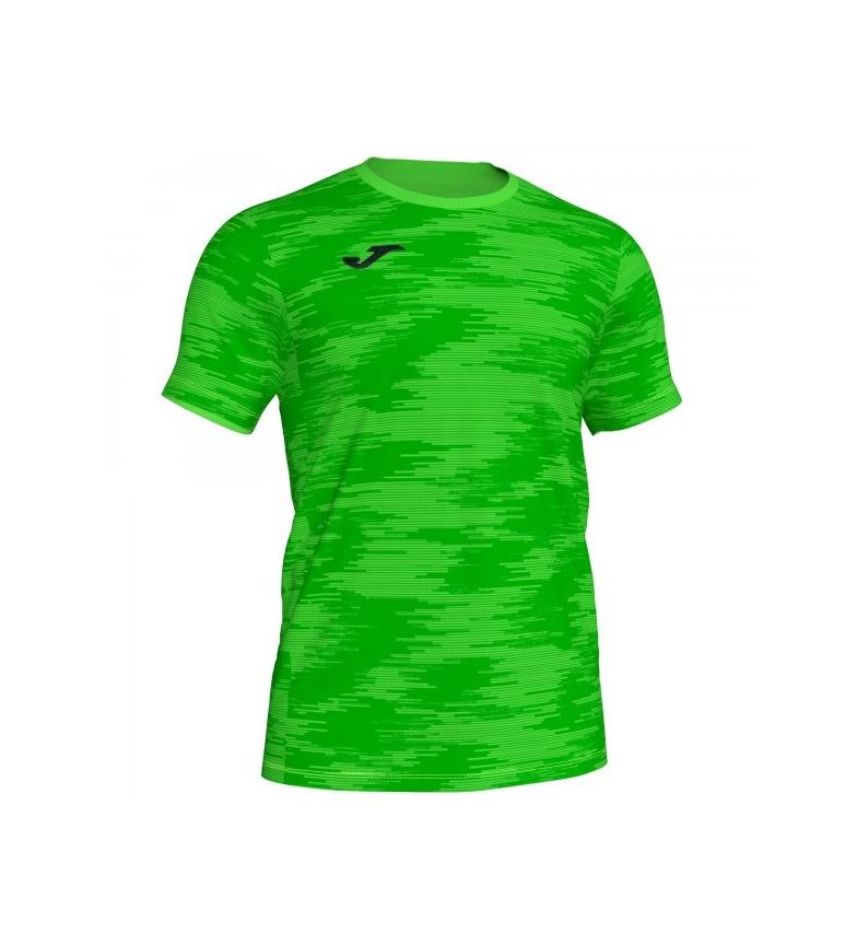 Comprar Joma  T-shirt verde fluorescente Combi Grafity